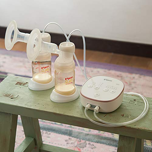 ピジョンさく乳器(電動タイプ)高性能母乳アシストプロパーソナルプラス