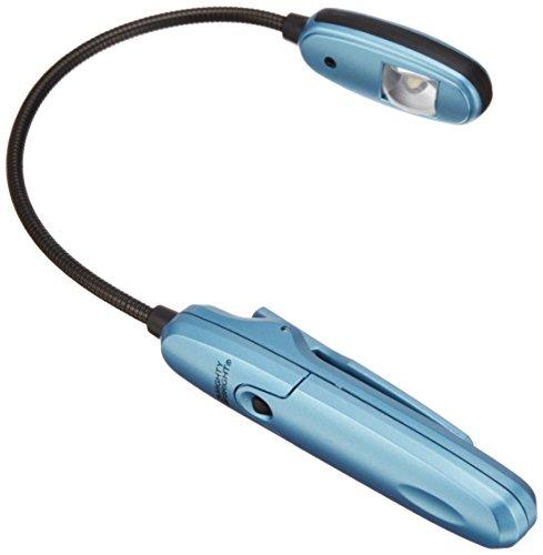 アメリカMIGHTYBRIGHTマイティブライトTravelFlexトラベルフレックスLEDブックライト42611・Blue(ブルー)