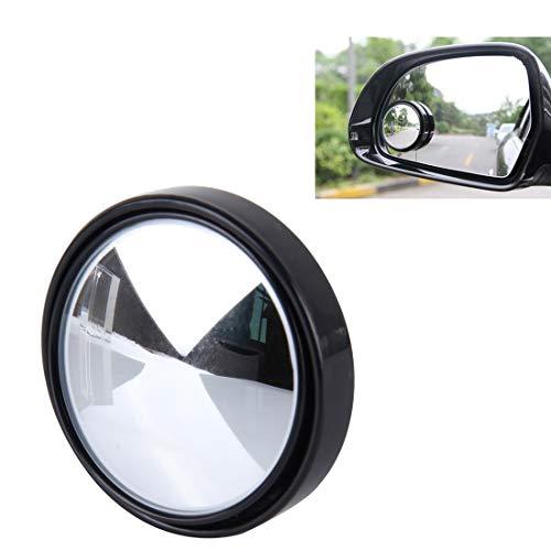 PengSF Exterior Accessoires 3R-035 auto-groothoekspiegel met achterhoek, diameter: 5 cm (zwart) auto-onderdelen zwart