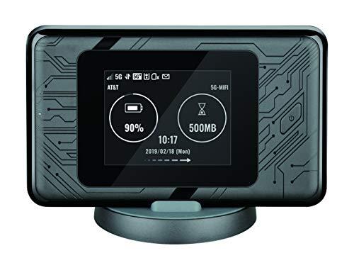 D-Link DWR-2101 Hotspot Mobile 5G Wi-FI 6, Wi-FI Portable, Téléchargement Ultra Rapide jusqu'à 1,6 Gbps, AX1800...