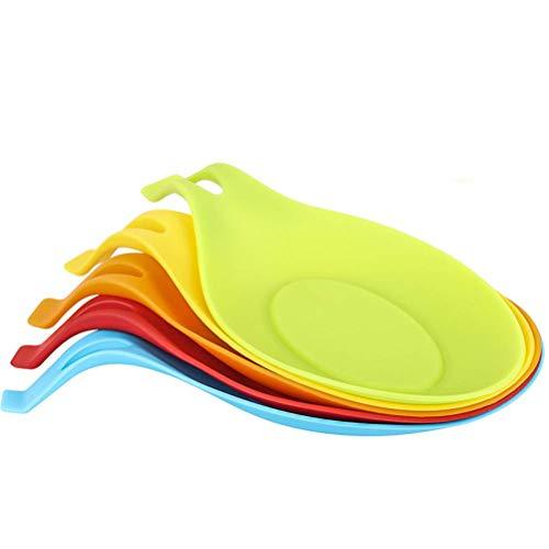 lllteri Kooklepelhouder, voor levensmiddelen geschikte kooklepel, keukengereedschapsset, keukengerei, kookgerei, set voor spatel, roeren, bakken, Mixing.