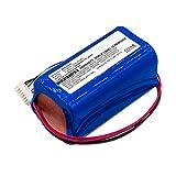 CELLONIC® Batería Premium Compatible con Marshall Kilburn 2, Kilburn II, Kilburn II V2, C196A1, TF18650-3200-4S2PA 6400mAh Pila Repuesto bateria