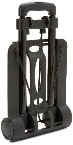 Trolley portavaligie fino a 35kg DESIGN GO nero art.932