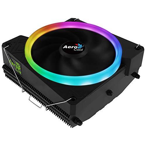 Aerocool CYLON 3, Refrigeración PC RGB, 3 heat pipes, Ventilador 120mm