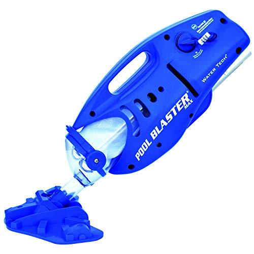 Aspirador eléctrico Pool Blaster Max – Robot aspirador inalámbrico para piscina y...