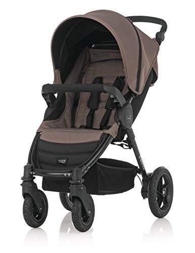 Britax B-Motion 4 Poussette Fossil Brown
