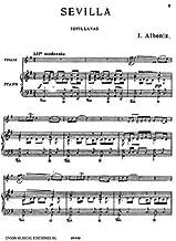 rumores de la caleta piano
