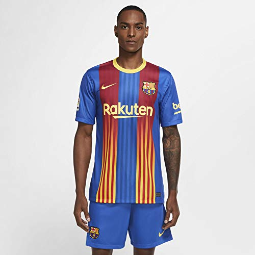 Nike Barcelona - Camiseta especial El Clasico 2020-21 (M)