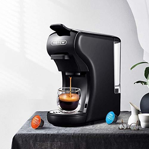 Espressomaschine Kapselkapsel Kaffeevollautomat Dolce Gusto Espressopulver mehrere Kapseln
