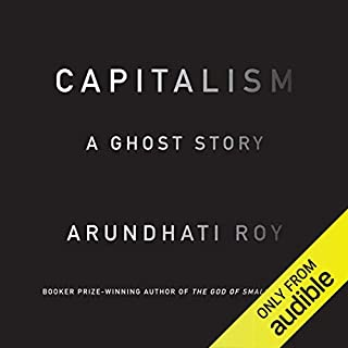 Capitalism audiobook cover art