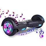 JOLEGE 6.5' Hoverboard for Kids Two-Wheel Self Balancing Electric Scooter Hover Board - UL2272 Certified