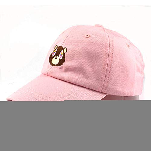 TRGFB Baseball Cap Unisex New Papa Hut Bär Stickerei Baseball Cap Frauen Sonnenhut Männer Outdoor Casual Caps Mode Sport Hüte