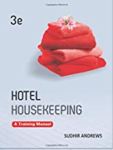 Hotel Housekeeping: A Training Manual