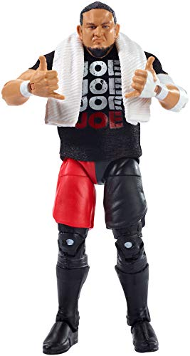 WWE Samoa Joe Elite Collection Action Figure
