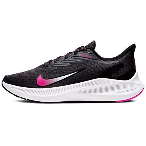 Nike Womens Zoom Winflo 7 Casual Running Shoe Womens Cj0302-001 Size 6