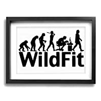 アートパネル フォトフレーム 絵画 壁掛け油彩画 Wildfit Framed Painting 抽象画 壁の絵 壁掛け ソファの背景絵画 壁アート新築飾り 贈り物 30x40cm