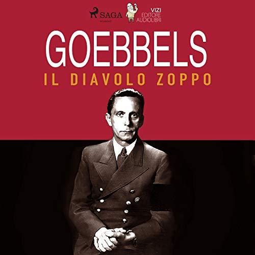 Goebbels, il diavolo zoppo copertina