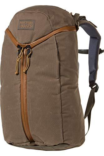 MYSTERY RANCH Urban Assault 21 Backpack - Inspired by Military Rucksacks, Waxed Wood, 21L