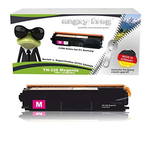 Magenta Toner für Brother TN 326 Magenta 3.500 Seiten kompatibel zu TN 321 / 326 Geeignet für Brother HL-L8250CDN
