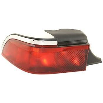 Koolzap For 85-05 Astro Safari Van Taillight Taillamp Brake Light Lamp Left /& Right Set PAIR