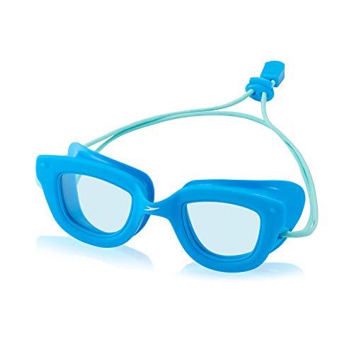 Speedo Unisex-Child Swim Goggles Sunny G Ages 3-8 , Blue