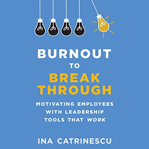 Burnout to Breakthrough audiobook cover art