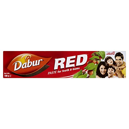 Dabur Dabur Herbal Zahnpasta Red 100ml x 3 Packs