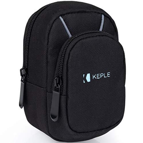 Klein Kameratasche Kamera Tasche Kompaktkameras Kompatibel mit Canon Powershot G7X SX620 740 HS G5X Mark II III HS G7 IXUS 185 285 190 115 165 730 720 a620 a2200 a520 a630 a470 G5x G7 G9 D20 etc.