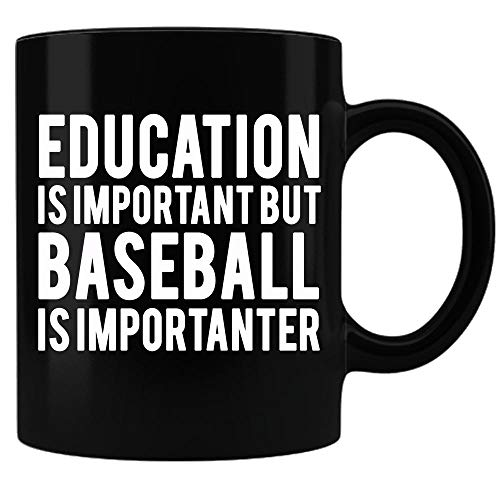 Taza de béisbol, regalo de béisbol, regalo de béisbol, regalo de béisbol, regalo para hombres y mujeres