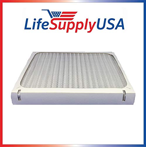 Fantastic Prices! LifeSupplyUSA 25 Pack Replacement Aftermarket Filters Compatible with Hunter 30925...