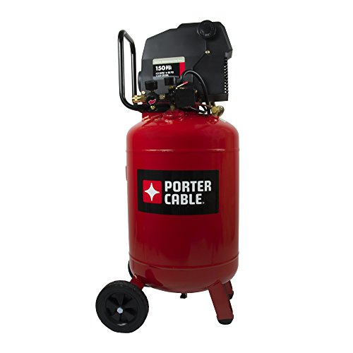 Porter Cable PXCMF220VW 20-Gallon Portable Air...