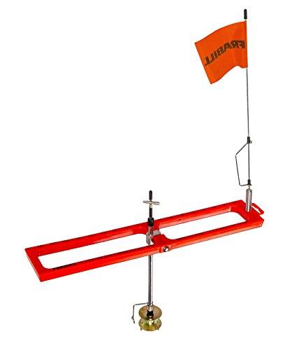 Frabill Unisex-Erwachsene Tip Arctic Fire Kipp-UP (Chartreuse), Orange, Einheitsgröße