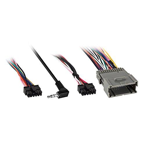 04 gmc envoy radio wire harness - 8
