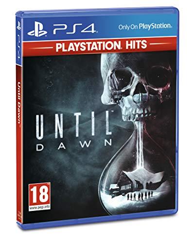 Until Dawn PlayStation Hits - PlayStation 4 [Edizione: Regno Unito]