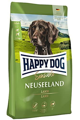 Happy Dog 03534 - Supreme Sensible Neuseeland Lamm - Hunde-Trockenfutter für ausgewachsene Hunde - 12,5 kg Inhalt