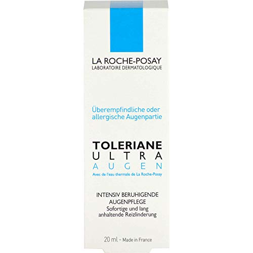 LA ROCHE-POSAY Toleriane Ultra Augen intensive Pflege, 20 ml Creme