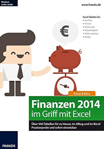 Finanzen 2014 im Griff mit Excel