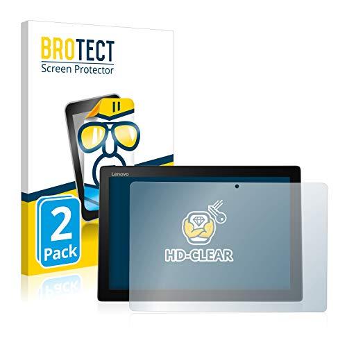 BROTECT Protector Pantalla Compatible con Onda oBook 20 Plus Protector Transparente (2 Unidades) Anti-Huellas