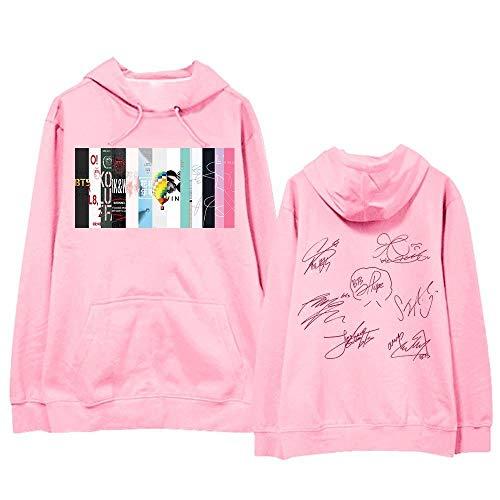 No/Brand Unisex Kapuzenpullover Sweater Song Teaser Hoodie Jacke Plus Fleece Dünne Frauen Hip-Hop Hoodie