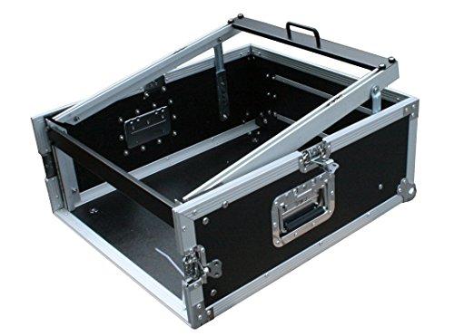 Eckrack 3HE /12HE Mixer case Rack Flightcase DJ
