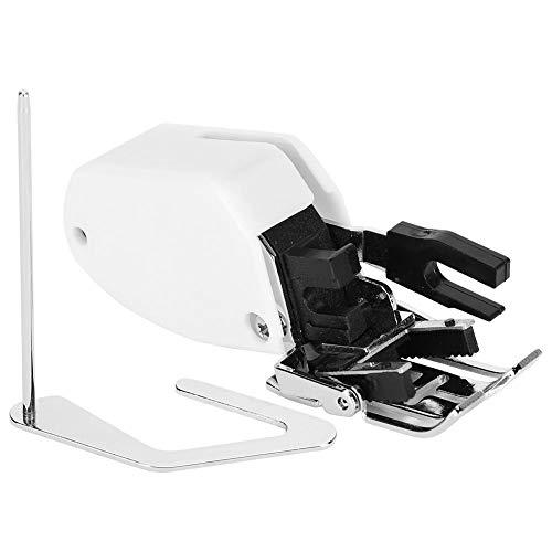 Prensatelas para Coser pies, Máquina de Coser doméstica Multifuncional Cortador Lateral Overlock...
