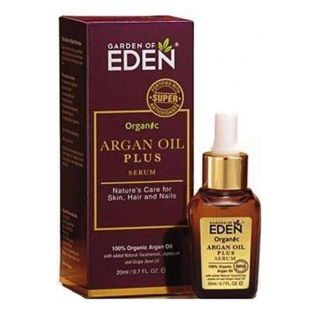 #MC GARDEN OF EDEN Argan Oil Plus Serum 20ml -Argan oil plus serum gives an extra boost of radiance to your complexion and infuses dry skin with hydration it needs.