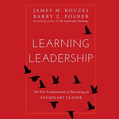 Learning Leadership audiobook cover art