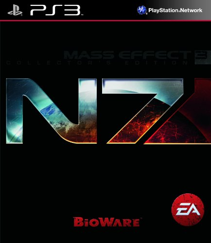 Mass Effect 3 COLLECTOR EDITION : Playstation 3 , ML