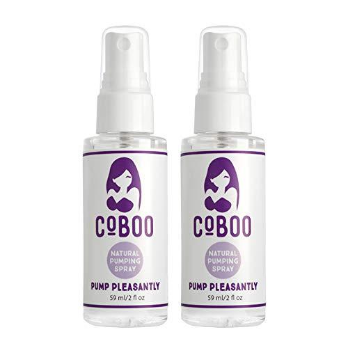 CoBoo Natural Pumping Spray - 1 oz Bottle