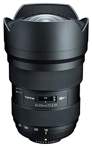 Tokina Opera AF 16-28MM FX F/2.8 (Nikon Mount)