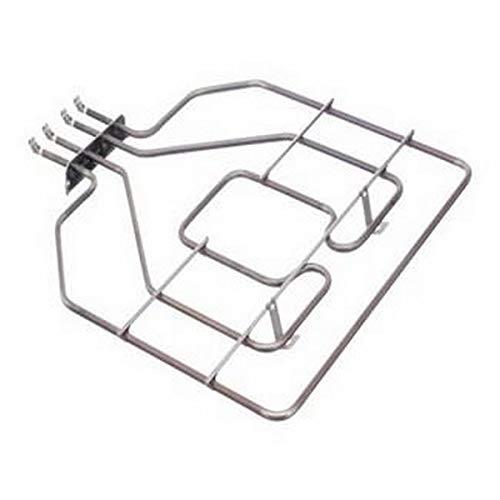 Resistencia de querida/grill 2800 W (166359-41553) Horno, cocina 00471375 Bosch