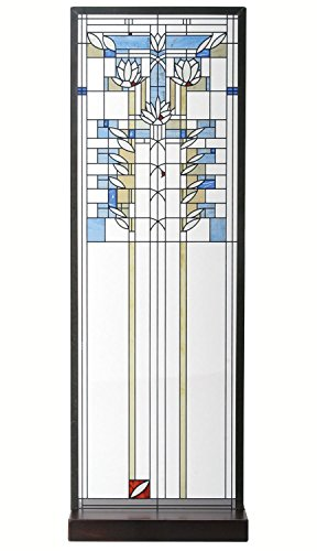 Frank Lloyd Wright Waterlilies Stained Glass