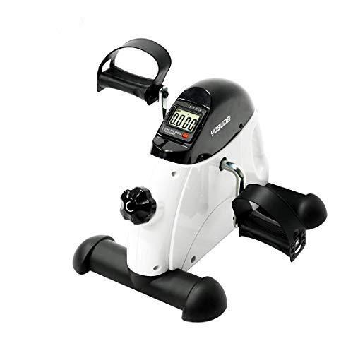 YOSUDA Under Desk Bike Pedal Exerciser - Mini...
