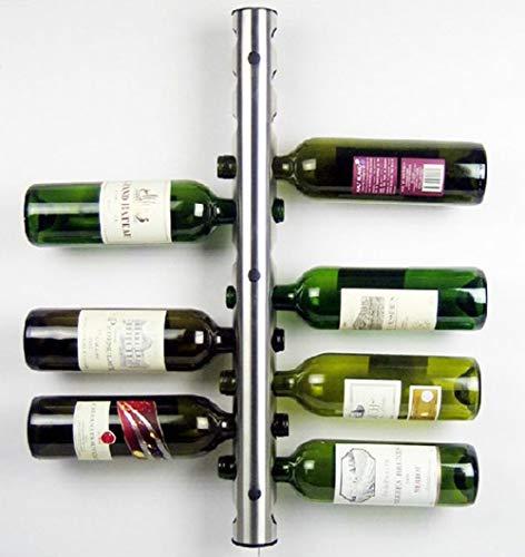 CYT Vintage View Wandmontage Wijnrek Magnum Champagne Flessen